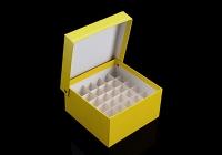 上海36格纸质翻盖冷冻盒