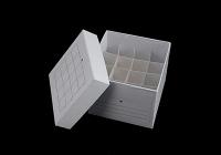 上海50ML16格纸质冷冻盒