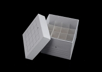 50ML16格纸质冷冻盒