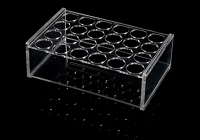24孔有机玻璃架