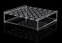 36孔有机玻璃架