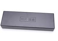 10片湿盒塑料黑色